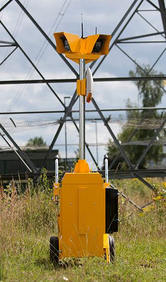 JCB Alert Tower - Rápida instalación